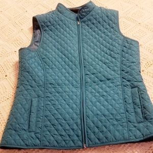 Jane Ashley Quilted Vest